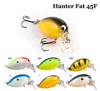 Воблер Raiden Hanter Fat 45F 6,5 гр.