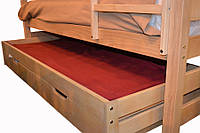 Детская подростковая выдвижная кровать