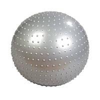 Мяч фитбол c системой антивзрыв МАССАЖНЫЙ Ø 75 см