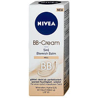 NIVEA BB Cream 5in1 Blemish Balm Hell - BB крем для лица 5в1