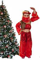 Детский новогодний костюм Восточная красавица