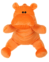 Мягкая игрушка Бегемотик 50 см