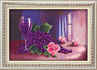 "Набор для рисования камнями ""Вино и виноград"""