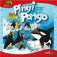 """Настольная игра """"Пинги Понго"""" / """"Pingi and Pongo"""""""