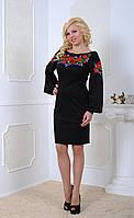 Модное платье в украинском стиле