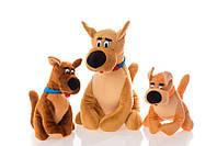 Мягкая игрушка пес Скуби-Ду 35 см