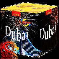 Фейерверк Дубаи 36 выстрелов