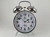 Механические часы PERFECT с будильником и дополнительной секундной стрелкой (классика жанра)