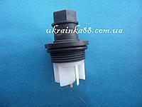 Крышка пластиковая + турбинка (ремкомплект)  на котел Zoom Boiler, Master, Expert, Demrad