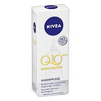 NIVEA Q10 plus Anti-Falten Augenpflege - Крем от морщин для кожи вокруг глаз