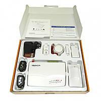 Система безпроводной GSM сигнализации Vision W07G