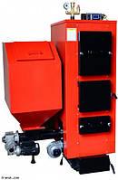 Твердотопливные котлы на пеллетах КТ-2Е-SH 25 кВт