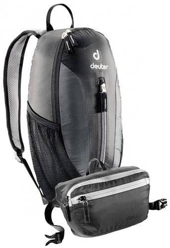 Сумка на пояс-рюкзак 7,5 л. DEUTER WIZARD, 39060 7410 черный