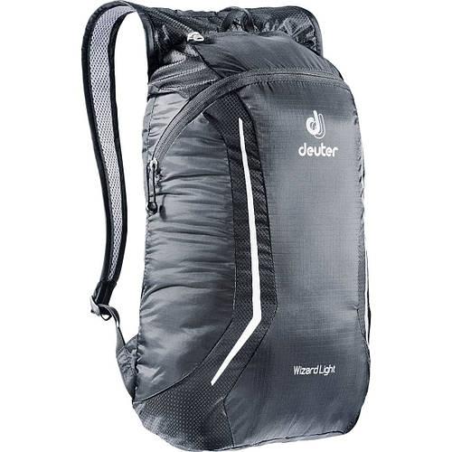 Очень легкий, складной рюкзак 12 л. DEUTER WIZARD LIGHT, 39114 7000 черный