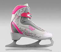 Женские коньки СК Tango Pink