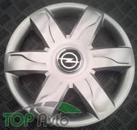 SKS (с эмблемой) Колпаки Opel 318 R15