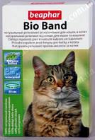 БИФАР Био Бэнд (Bio Band Plus) ошейник для котят и кошек от блох, клещей и комаров (зеленый) (35 см)