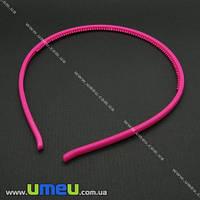 Обруч пластиковый, 4 мм, Малиновый, 1 шт. (OSN-003668)