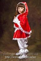 Карнавальный костюм Красной Шапочки