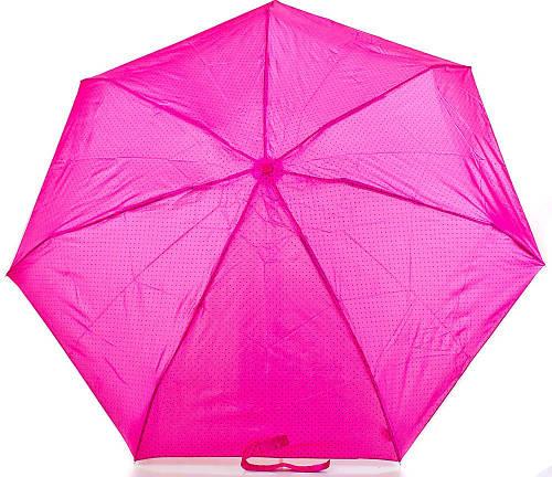 Яркий, женский компактный облегченный автоматический зонтик ZEST (ЗЕСТ) Z24918-3 Антиветер!
