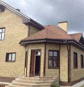 Фасадная панель «кирпич Антик»