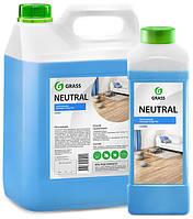 Клининговое нейтральное моющее средство Neutral 5 кг Grass