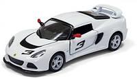 Автомодель Kinsmart KT5361W 1:32 2012 Lotus Exige S