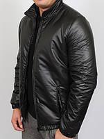 Мужская утеплённая куртка для весенне - осенней погоды