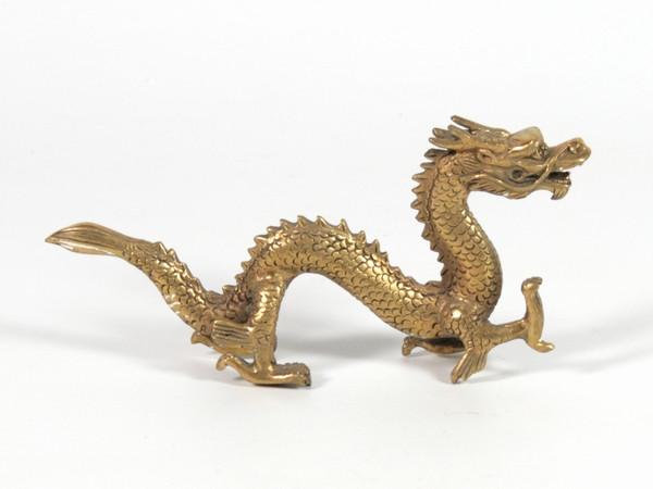 Фигурка Дракона бронза