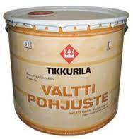 Грунт-антисептик по дереву Тиккурила Валтти Похъюсте + Хомеенпойсто (Tikkurila Valtti-Pohjuste ), 9л