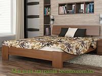 Кровать из дерева бук Титан