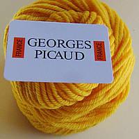 Нитки  для вязания -Laine Merinos,100%мериносовая шерсть,105м,50гр.