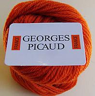 Пряжа для вязания -Laine Merinos,100% мериносовая шерсть.105м,50гр.