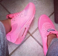 Женские кроссовки Nike Air Max 90 HyperFuse Independence Day (аир макс 90)
