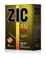 Масло моторное Zic XQ Top 5W-30 (Канистра 4литра)  - API SM/CF,  VW 504.00/507.00