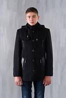 Модное кашемировое пальто с капюшоном, разные цвета