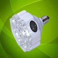 Фонарь - Лампа аккумуляторная. 19 LED светодиодов. Освещение при отключении электроэнергии.