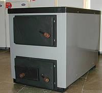 Твердотопливный стальной котел РОСС КОТВ - 18 - С-В (Плита)