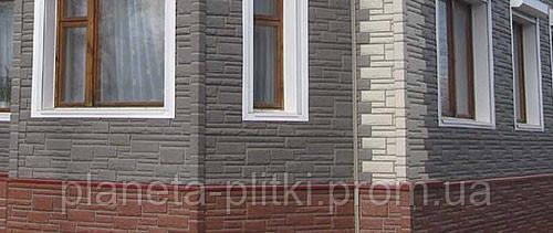 Наружный угол к фасадным панелям