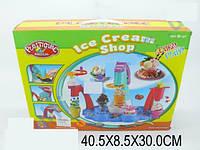Набор для лепки из пластилина Мороженное