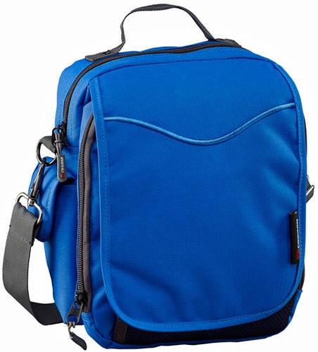 Стильная городская сумка Caribee Global Organiser (L) Blue, 920966