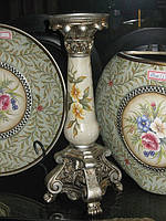 Ваза, Керамика, Классика, Н24 см, Декор для дома, Днепропетровск