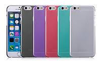 Пластиковый чехол-накладка Ultra Thin Series – Clear Breeze Case для Apple iPhone 6