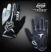 Велоперчатки Fox 2014 серые