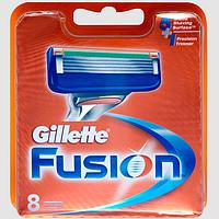 Gillette Fusion 8 's (восемь картриджей в упаковке)