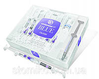 Whiteness HP Blue 35% Calcium, гель для отбеливания в кабинете врача, 1+1шпр