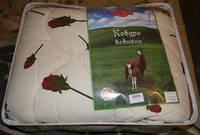 Одеяло Теп овечья шерсть 170x205 двуспального размера
