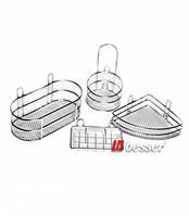 Набор аксессуаров для ванной 4 пр Besser 0528
