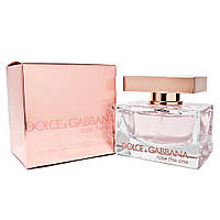 Женская парфюмированная вода Dolce & Gabbana Rose The One (дольче габбана роуз) 50 мл