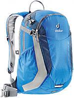 Компактный велосипедный рюкзак 18 л. DEUTER CROSS BIKE 18, 32074 3333 голубой